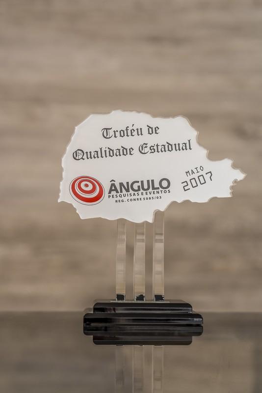 Troféu de Qualidade Estadual